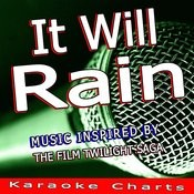 It Will Rain (Originally Performed By Bruno Mars) [Karaoke Version] Song