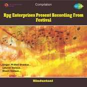 Rpg Enterprises Present Recording From Festival Songs