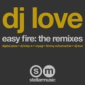 Easy Fire: The Remixes Songs