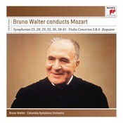 Bruno Walter Conducts Mozart Songs