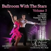 Dancing With The Stars, Volume 5 Songs