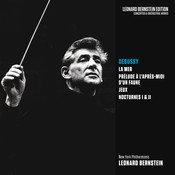 Debussy: La Mer; Afternoon Of A Faun; Two Nocturnes; Jeux Songs