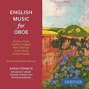 English Music For Oboe Songs