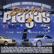 Bay Area Playas 5: The New Breeds Songs