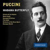 Puccini: Madama Butterfly Songs