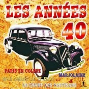 Années 40 Vol. 1 Songs