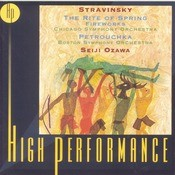 Stravinsky: Petrouchka, The Rite Of Spring, Fireworks Songs