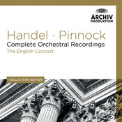 Handel: Complete Orchestral Recordings Songs