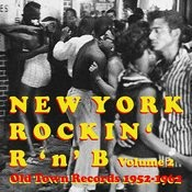 Old Town Records: New York Rockin' R 'n' B, Vol. 2 Songs