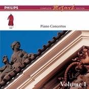 Mozart: The Piano Concertos, Vol.1 Songs