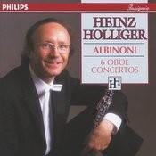 Albinoni: 6 Oboe Concertos Songs