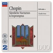 Chopin: The Complete Nocturnes/The Complete Impromptus Songs