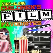 Sing-Along Children's Film Favourites Songs