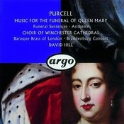Purcell: Funeral Sentences Songs