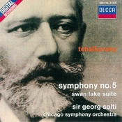 Tchaikovsky: Symphony No.5/Swan Lake Suite Songs