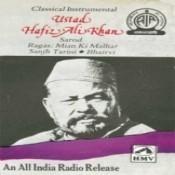 Classical Instrumental - Ustad Hafiz Ali Khan Sarod  Songs