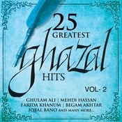 25 Greatest Ghazal Hits Vol. 2 Songs