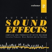 Authentic Sound Effects Vol. 2 Songs
