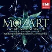 Mozart: Wind Serenades Songs