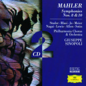 Mahler Symphonies Nos 10 Songs