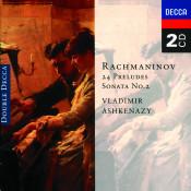 Rachmaninov 24 Preludes Piano Sonata No 2 Songs