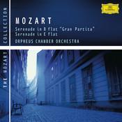 Mozart: Serenades K. 361 & 375 Songs