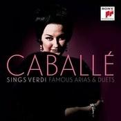 Montserrat Caballé Sings Verdi Songs