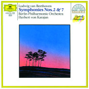 Beethoven: Symphonies Nos.2 & 7 Songs