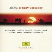 Rimsky-Korsakov: Sheherazade Etc. (2 Cds) Songs