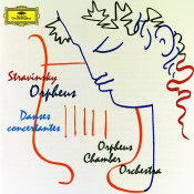 Stravinsky: Orpheus; Danses concertantes Songs