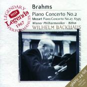 Brahms Piano Concerto No 2 Mozart Piano Concerto No 27 Songs