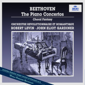 Beethoven Piano Concertos Nos 1 5 Symphony No 2 Op 36 Fantasy For Piano Chorus And Orchestra Op 80 Choral Fantasy Two Altern Improv Piano Introd Rondo For Piano And Orchestra Woo6 Songs