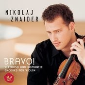 Bravo! Virtuoso & Romantic Violin Encores Songs