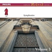 Mozart: The Symphonies, Vol.3 (Complete Mozart Edition) Songs
