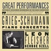 Grieg and Schumann: Piano Concertos Songs