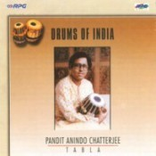 Tabla Recital By Anindo Chatterjee Songs