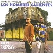 New Congo Square, Vol.3 Songs