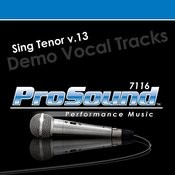 Sing Tenor v.13 Songs