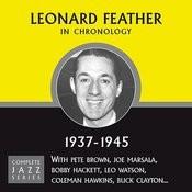 Complete Jazz Series 1937 - 1945 Songs