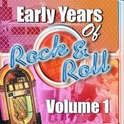 Early Years Of Rock 'N' Roll, Vol.1 Songs