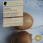Grieg: Piano Concerto in A Minor - Schumann: Piano Concerto in A Minor Songs