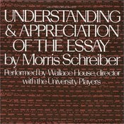 Understanding and Appreciation of the Essay Songs