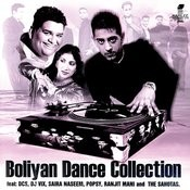 Boliyan Dance Collection Songs