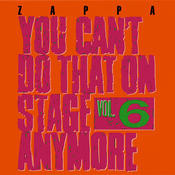 You Can't Do That On Stage Anymore, Vol. 6 Songs