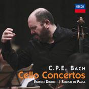 CPE Bach: The Cello Concertos Songs