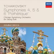 Tchaikovsky: Symphonies 4, 5 & 6 -