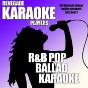 R&b Pop Ballad Karaoke Songs