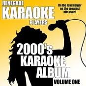 2000's Karaoke Album Volume One Songs