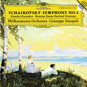 Tchaikovsky: Symphony No. 5 / Rimsky-Korsakov: Russian Easter Festival Overture Songs