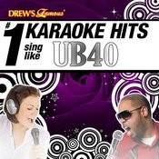 Drew's Famous # 1 Karaoke Hits: Sing Like Ub40 Songs